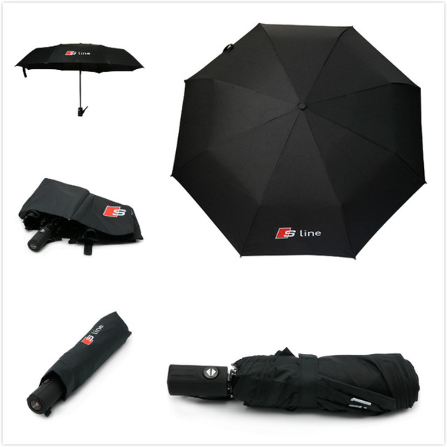 For Audi Umbrella Car Logo Umbrella For Audi A P V A B B B B - Audi umbrella