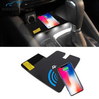 Special on board QI Phone wireless charging Pad Panel Car Accessories For Mazda 6 ATENZA 2016 2017 2018 - DISCOUNT ITEM  10% OFF All Category