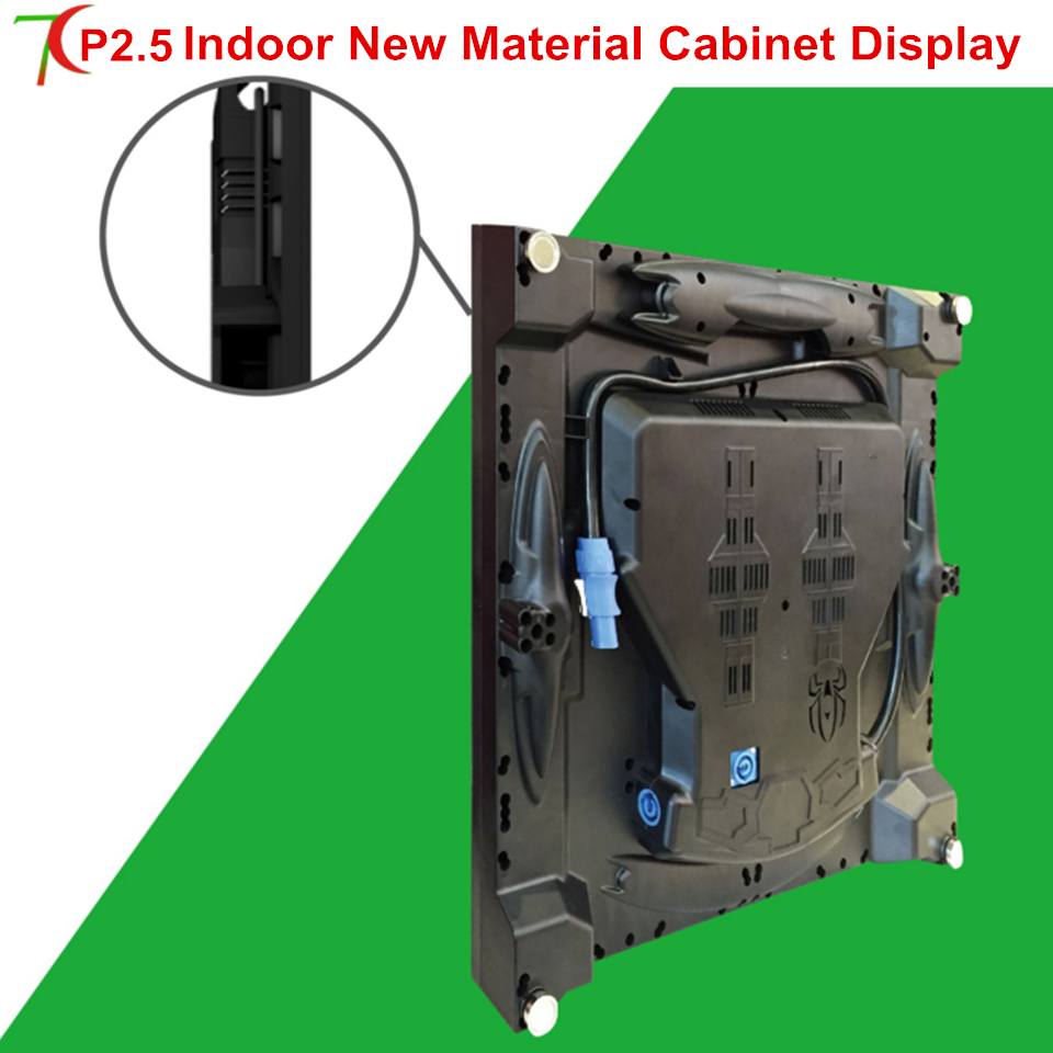 Nano composite cabinet screen use for rental  or fix installation led displayNano composite cabinet screen use for rental  or fix installation led display