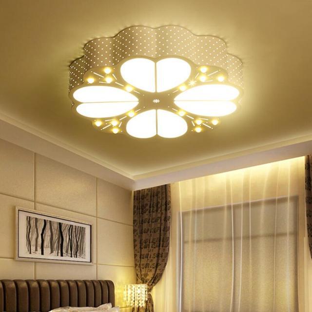 Modern led acrylic ceiling lamp LED lamps living room high power led ...