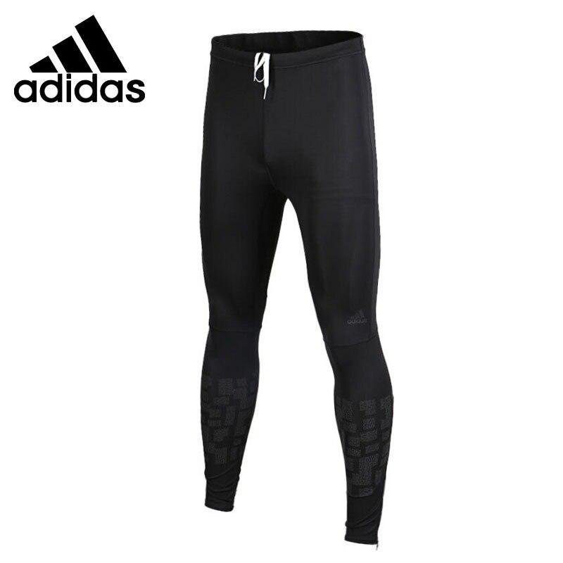 Original New Arrival 2018 Adidas SN LNG TI Men's Tight Pants Sportswear брюки accelerate tight