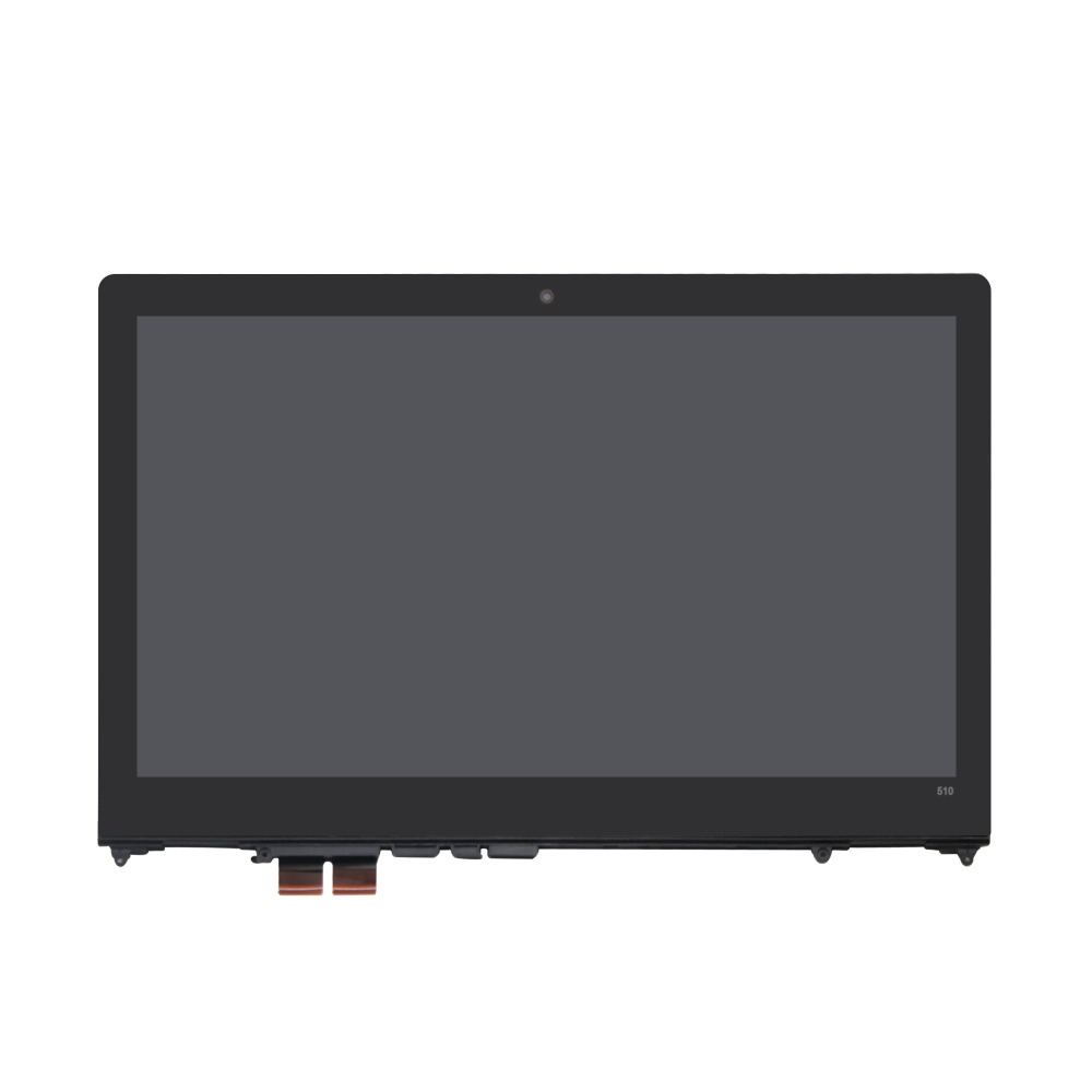 For Lenovo Flex 4-15 FHD LCD Touch Screen Digitizer Assembly Bezel 80SB0004US