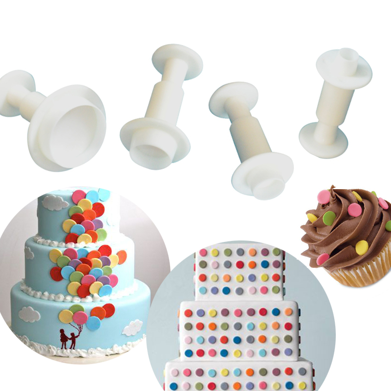 Miniature Cutters For Cake Decorating