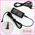 For ASUS Eee PC Seashell 1025CE 1025C 1225B 1225C 1015PEG Laptop Netbook Ac Adapter Power Supply Charger 19V 2.1A