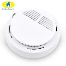 Golden Security High Sensitivity Smart Photoelectric Home Security RT Independent Fire Smoke Alarm Wireless Detector/Sensor