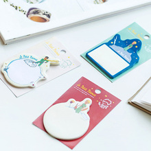 6 pcs/Lot Le petit prince sticky notes and memo pads Paper sticker Cartoon Stationery Office accessories School supplies EM625