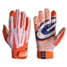 Модные многофункциональные перчатки, американские перчатки, индивидуальная команда. На заказ. Брендовые бейсбольные перчатки. Вратарь