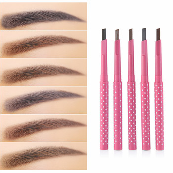 Waterproof Long lasting eyebrow pencil Eye Brow Liner Powder eye liner shadow eyebrow enhancer Makeup Tools accessories