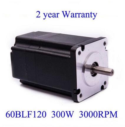 купить Brushless DC Motor 48V 300W 3000rpm Square Flange 60 mm онлайн