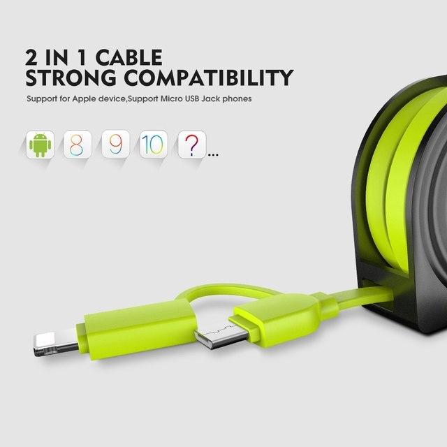 Installer deux Green'Up à partir du même tableau dédié  FLOVEME-2-en-1-USB-C-ble-Micro-USB-C-bles-R-tractable-Mobile-T-l.jpg_640x640q90