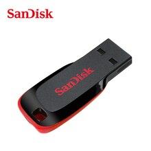 Флеш накопитель USB 64 ГБ Sandisk 128 ГБ usb 2,0 CZ50 флеш накопитель usb флеш накопитель memoria usb 16 ГБ 8 ГБ карта памяти, флеш накопитель 32 ГБ