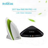Broadlink RM2 RM PRO A1 Universal Remote Controller Smart E Air Detector Quality Ionizer WIFI IR