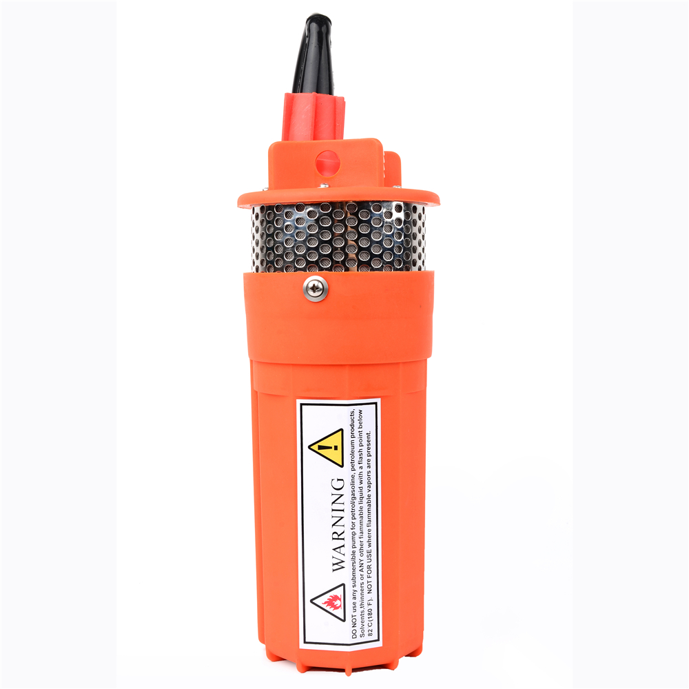 Household 12V 24V DC Submersible Pump Mini Solar Energy Electric Water Pump Deep well Mute super high pressure 360LPH 70M Lift 1 1kw 1 5hp submersible solar water pump reorder rate up to 80% solar water system