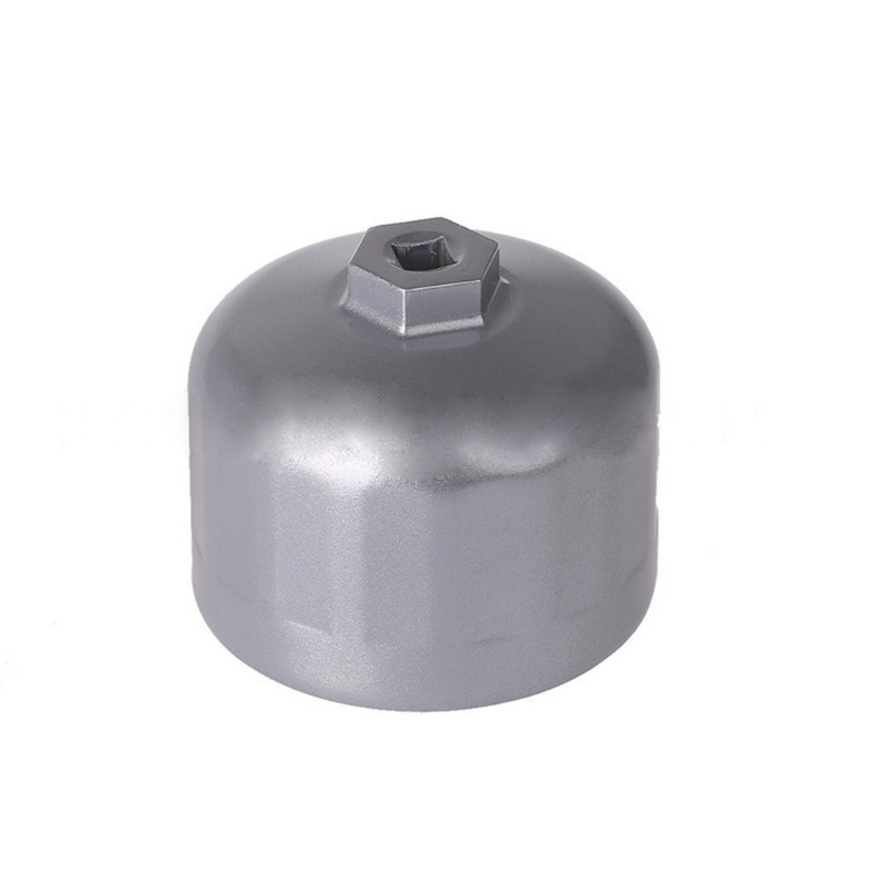 1Pc Oil Filter Wrench Cap Housing Tool Remover 16 Flutes 95mm For Car BMW Volvo volvo fuse box wrench volvo wiring diagram instructions  at cos-gaming.co