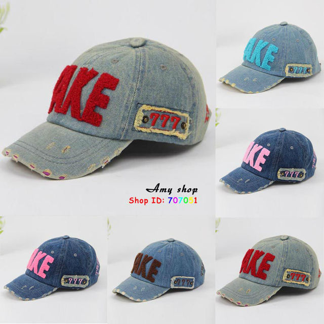 Hot new retail children's baseball cap hat TAKE laundry water cowboy hat parent-child cap 5 color  children cap free shipping