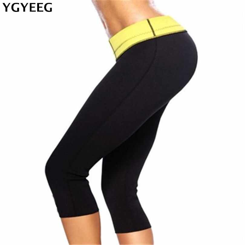 a692dd87ca3 YGYEEG Sexy Hot Panties Casual Weight Loss Trousers Fashion Solid Super  Stretch Neoprene Slimming Body Shapers