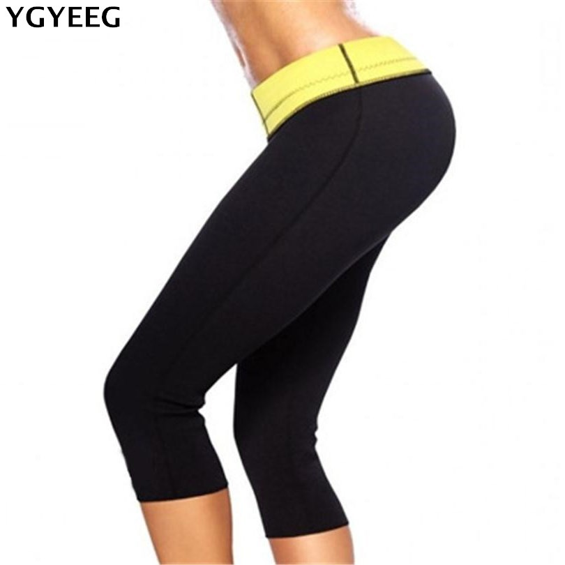 YGYEEG Sexy Panties Casual Weight Loss Trousers Fashion Solid Super Stretch Neoprene Slimming Body Shapers S-XXXL 2019