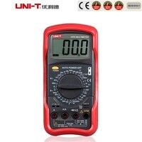 UNI T UT53 Standard DMM Digital Multimeters W/ Temperature Test & Sleep Mode multimetros multimetr multitester