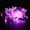Led String lights 2M 3M 4M 1M 10-40Leds 9 colors powered by battery  for Party Garden Holiday Outdoor Decoration Fairy lights SR
