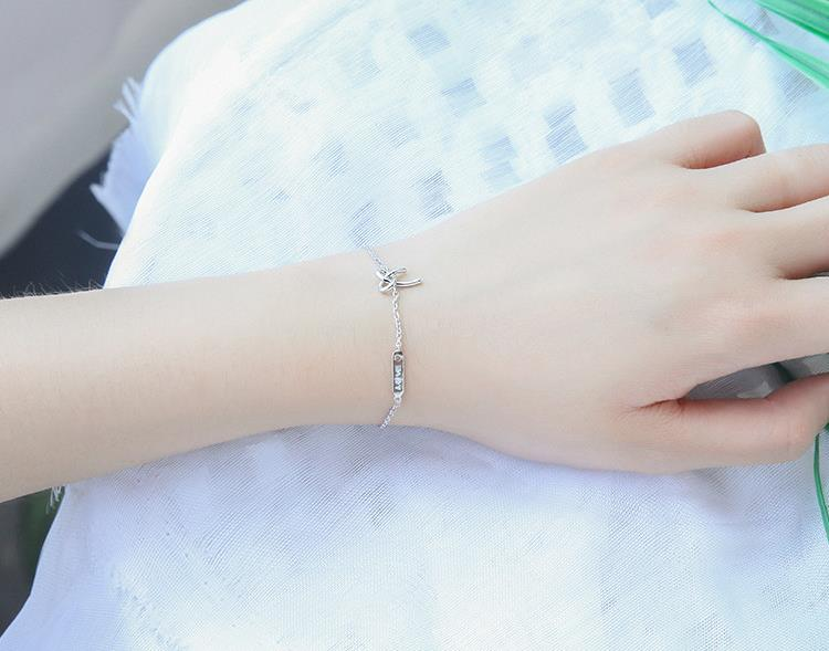 ZTUNG  CHP55  women fine jewelry,simple 925 silver bracelet,fashion jewelry for young ladyZTUNG  CHP55  women fine jewelry,simple 925 silver bracelet,fashion jewelry for young lady