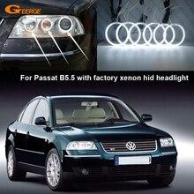 For Volkswagen Vw Pat B5 5 3bg 2001 2005 With Factory Xenon Headlight Ccfl