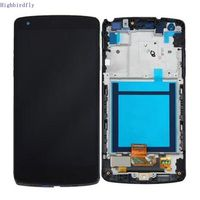Highbirdfly For Lg Google Nexus 5 D820 D821 Lcd Screen Display WIth Touch Glass DIgitizer WIth
