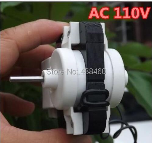 fan pole. ac 110v motor induction shaded pole 2900rpm for ventilation fan heater diy