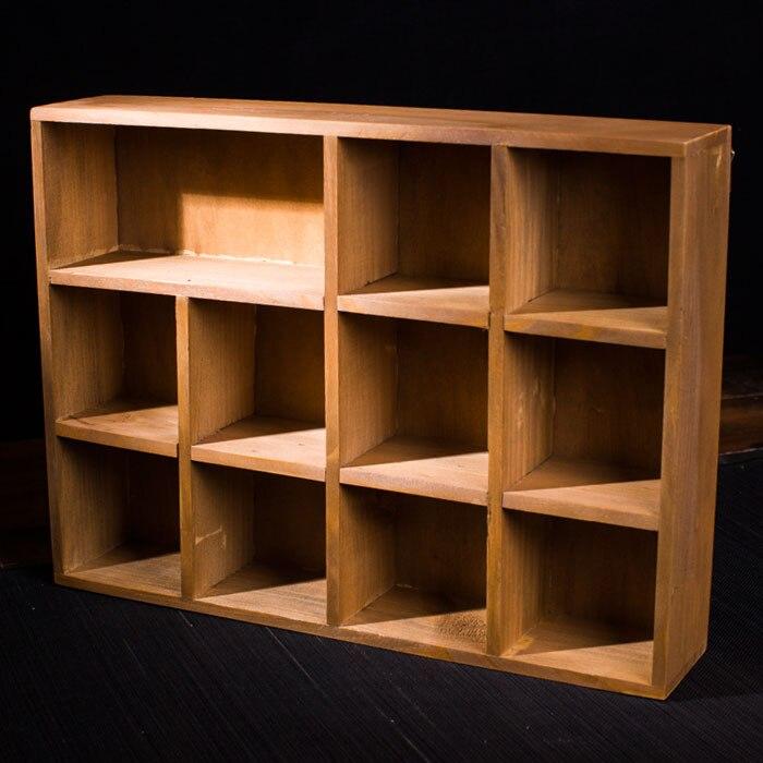 Aliexpress.com : Buy Basket Organizer Storage Box 11 Grids Wall ...