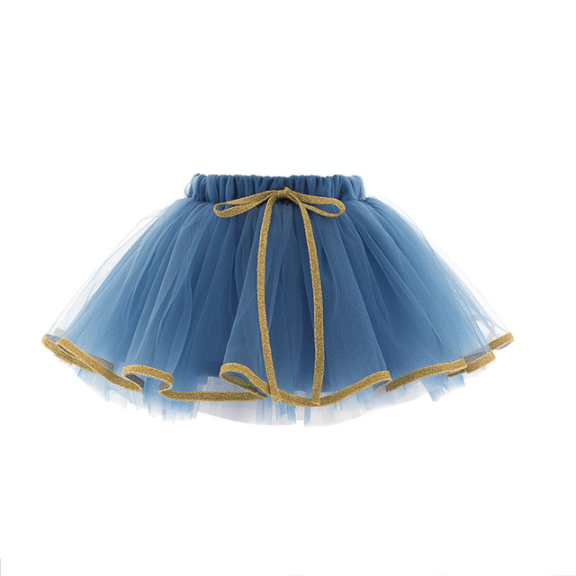 2016 New Girls Kids Pure Baby Girl TUTU Skirts Toddler child Ball Gown Party skirt free shipping