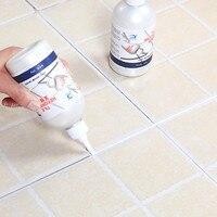 New Professional 280 ml Selante rejuntes epóxi bonita para o chão agente verdadeira lacuna enchendo mouldproof À Prova D' Água para a parede de porcelana
