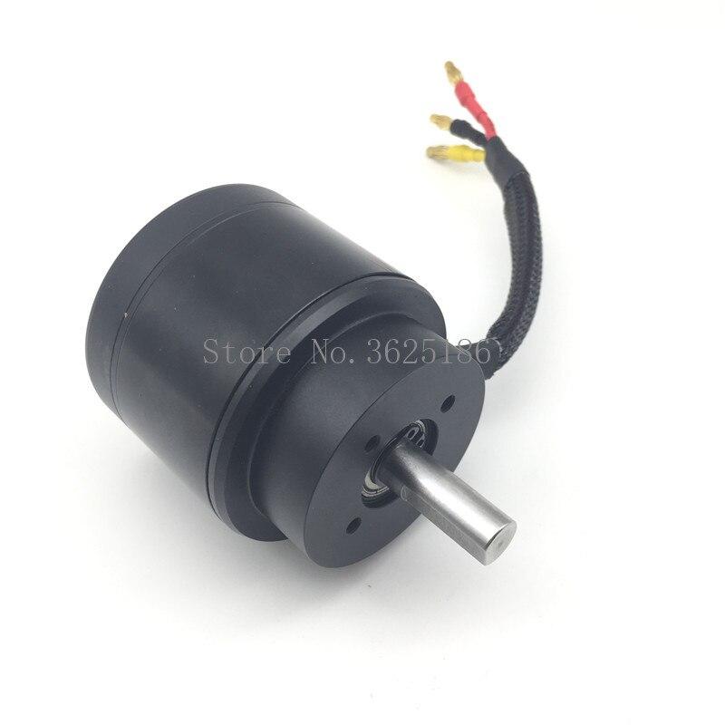 1 قطعة 6354 180KV BLDC outrunner فرش السيارات مع الغطاء الواقي 24 36 V SL SD ل الكهربائية موازنة سكوتر لوح التزلج-في قطع غيار وملحقات من الألعاب والهوايات على  مجموعة 1