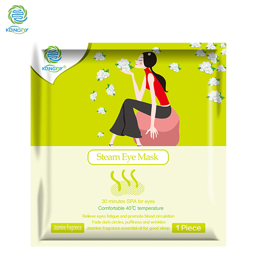 KONGDY Health Care Eye Massage 2 Bags Steam Eye Mask Jasmine Fragrance Warm Generating Moisturizing Dark Eyes Warmer Patch fundamentals of renewable energy processes