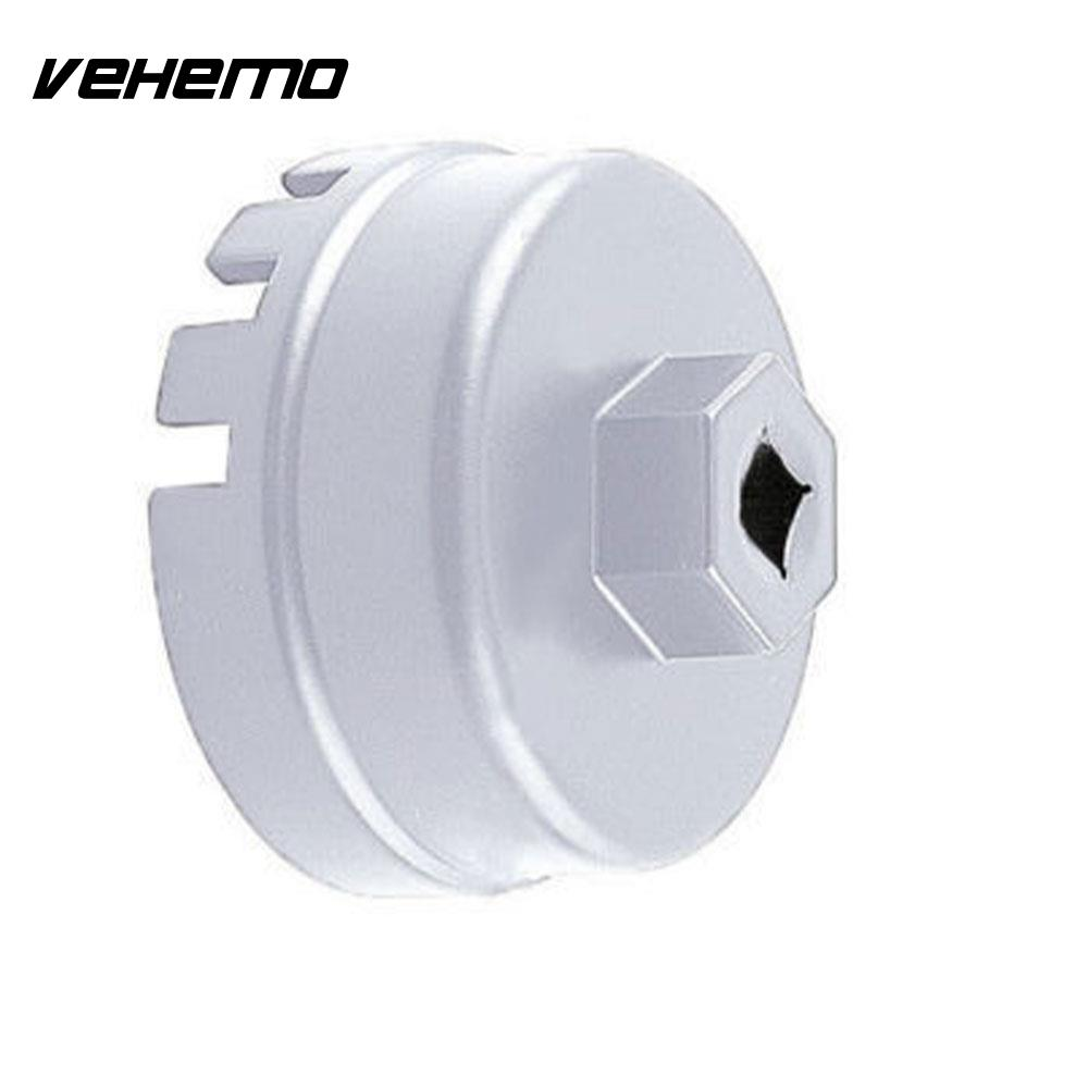 Vehemo 64mm White Filter Wrench Oil Filter Cap Wrench Wrench Oil Filter Cap Professional Auto Wrench Professional Tools Clearance Price