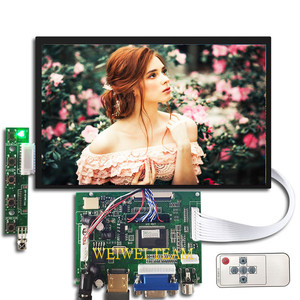 7 inch N070ICG LD1 1280x800 IPS LCD panel HDMI LCD Controller board with remote for raspberry pi 3 3b+ DIY project