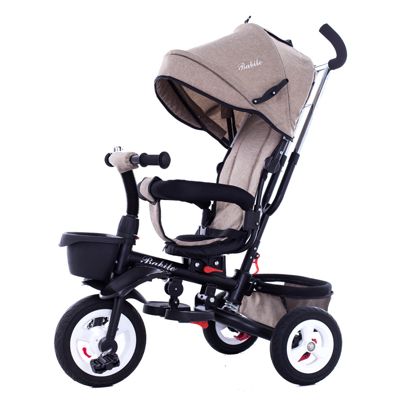 2 In 1 Foldable Children Tricycle Bike Baby Carriage Trolley Antique Baby Pram Baby Pushchair Reverable Handle Tricyle Stroller2 In 1 Foldable Children Tricycle Bike Baby Carriage Trolley Antique Baby Pram Baby Pushchair Reverable Handle Tricyle Stroller
