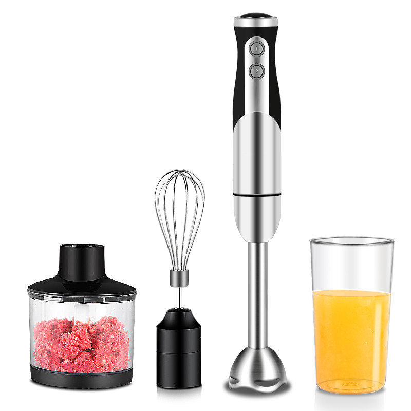 HIMOSKWA Electric Food Mixer Handheld Food Blender Meat Grinder Fruit Juicer Egg Beater Kitchen Stirrer Batedeira Food Processor bpa 3 speed heavy duty commercial grade juicer fruit blender mixer 2200w 2l professional smoothies food mixer fruit processor