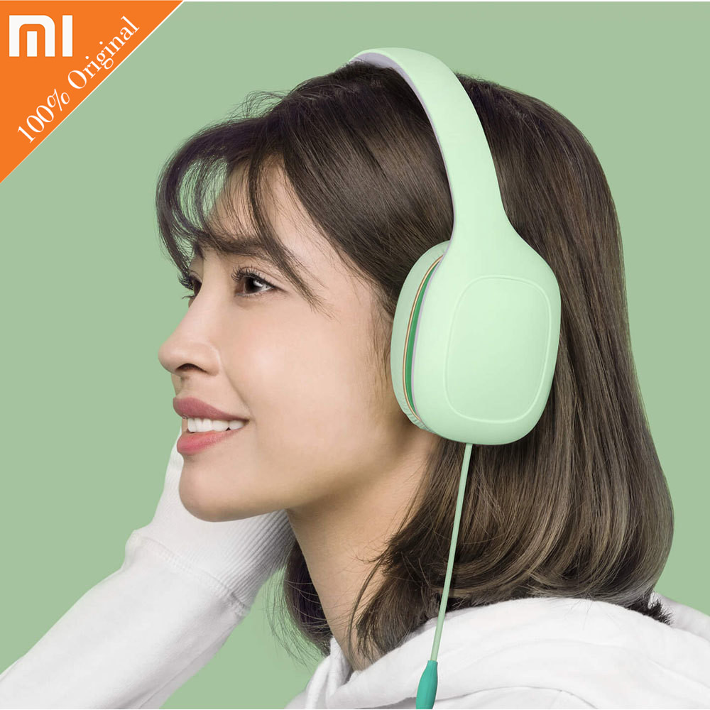 все цены на Original Xiaomi Mi Headphone Comfort 2017 Xiaomi Mi Headphone With Microphone Headset Noise Cancelling Button Control Headphone онлайн