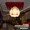 Modern Led Ceramic Ceiling Lights For Living Room luminaria teto cristal bamboo Ceiling Lamps For Home Decoration Free shipping