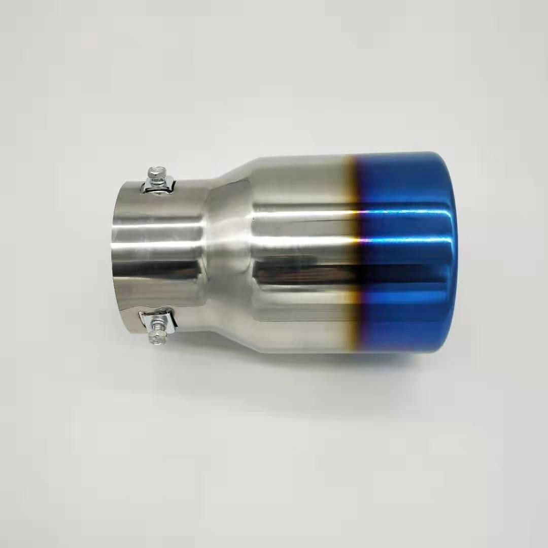 Автомобильная собачка из нержавеющей стали горла подходит для многих типов жареного синего хвоста из нержавеющей стали