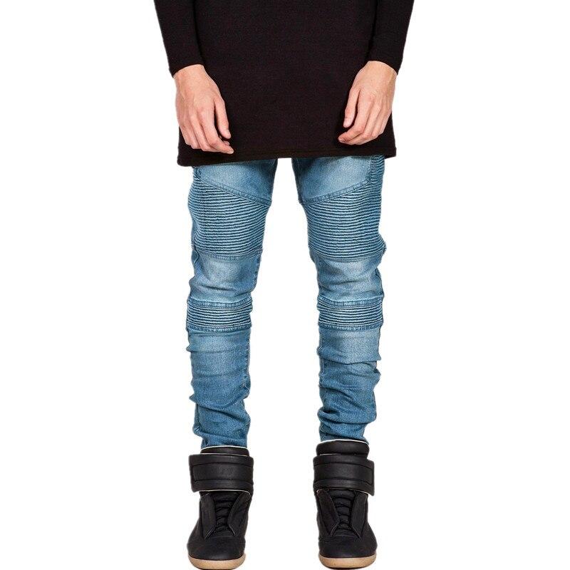 Popular Mens Pleated Denim Pants-Buy Cheap Mens Pleated Denim ...