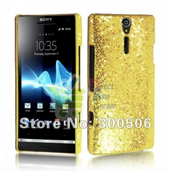 new product 6c6c6 4f7d2 US $272.0 |for Xperia S LT26i case,Bling Shiny Glitter Hard Back Cover Case  for Sony Xperia S LT26i Wholesale DHL Free Fast Shipping on Aliexpress.com  ...