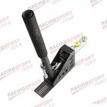 Универсальный Гидравлический ручной тормоз вертикальный горизонтальный E-Brake Drift черный