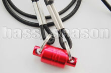 Salmon Fly Fishing Magnetic Net Gear Release with Strong Lanyard Free Shipping