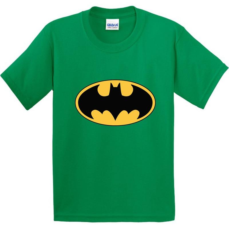 Batman Logo T-ShirtBoys Batman TeeKids Batman Logo Top