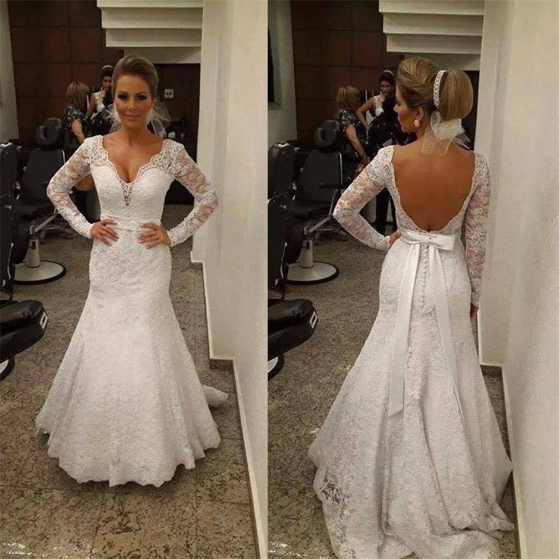 Vestidos de novias modernos y elegantes
