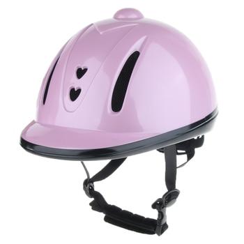 Adjustable Equestrian Safety Helmet For Men & Women Show Performance  8