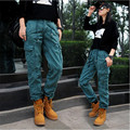 Winter Warm Women Thick Pants 2016 Autumn And Winter High Quality Double Layer Cotton Trousers For Women Brand Clothing  A2790