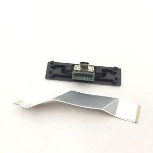 Image 3 - Gebruikt Vervanging Type C Lader Socket W/Lint Cabe & Plastic Houder voor Nintendo Switch HDMI Opladen Dock