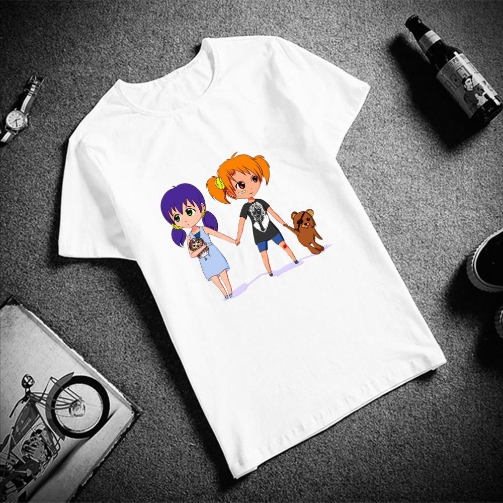 Skipoem Funny Tshirt Women Everlasting Summer Art Custom Cotton O Neck T Shirt Plus Size Short Sleeve Brand Female T Shirt Femme