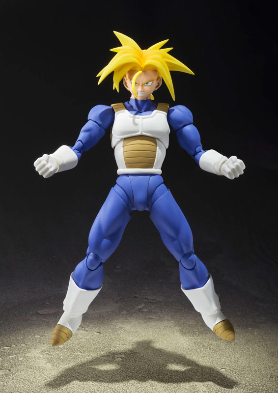 "Anime ""Dragon Ball Z""   Action Figure – Super Saiyan Trunks"
